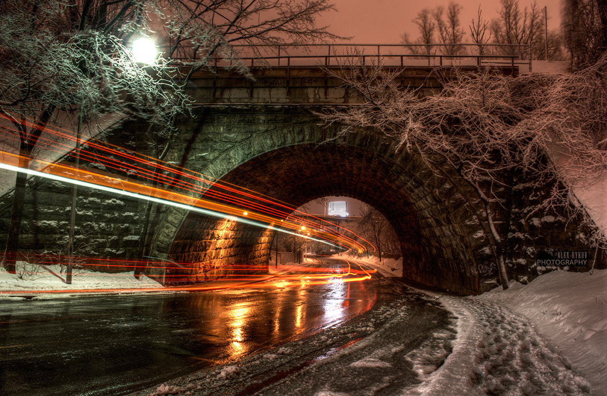 Photograph The commute by Alex Rykov on 500px