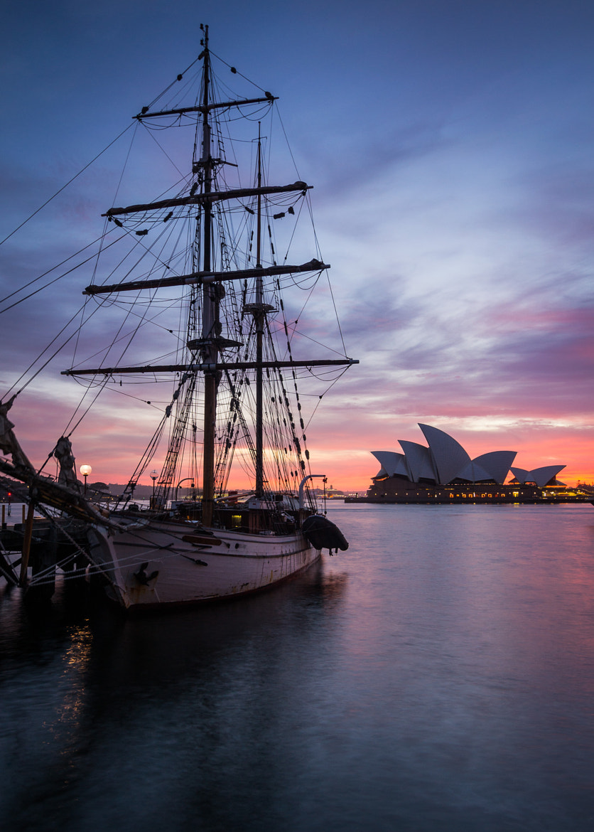 Photograph The Tall Ship by Tom Beesley on 500px