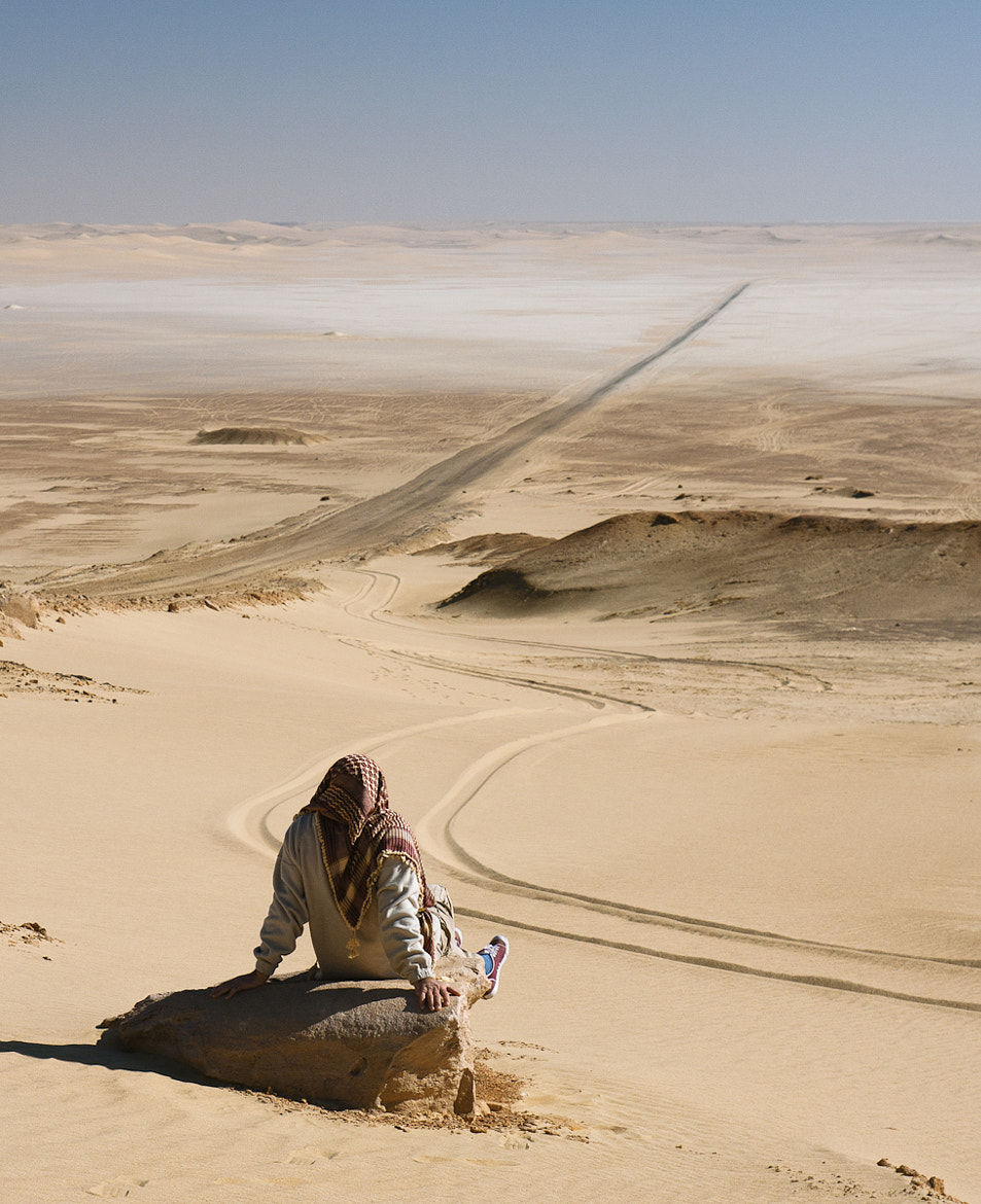 Photograph Watching the desert by Dmytro Bagaiev on 500px