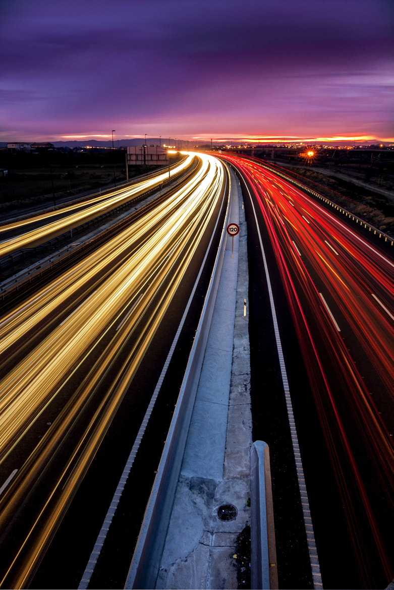 Photograph Rush hour !2 by Tony Goran on 500px