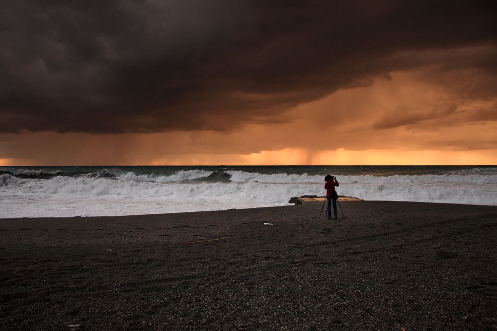 Photograph Waiting for the Perfect Storm by Giulia Guzzardi on 500px