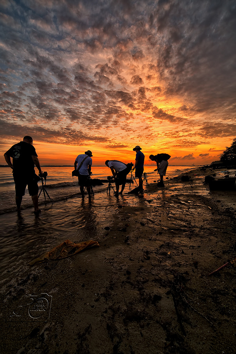 Photograph The hunters in action by Partha Roy on 500px