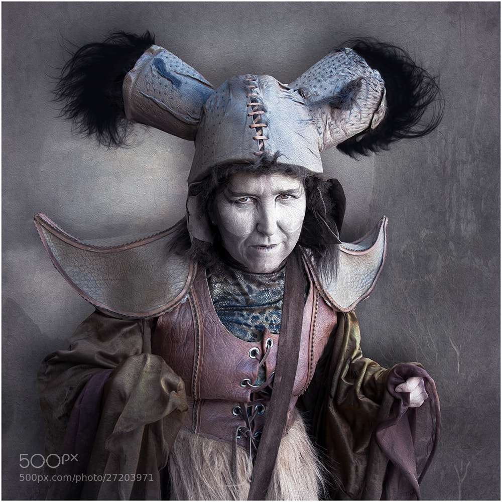 Photograph Devilswoman by Patrick Desmet on 500px