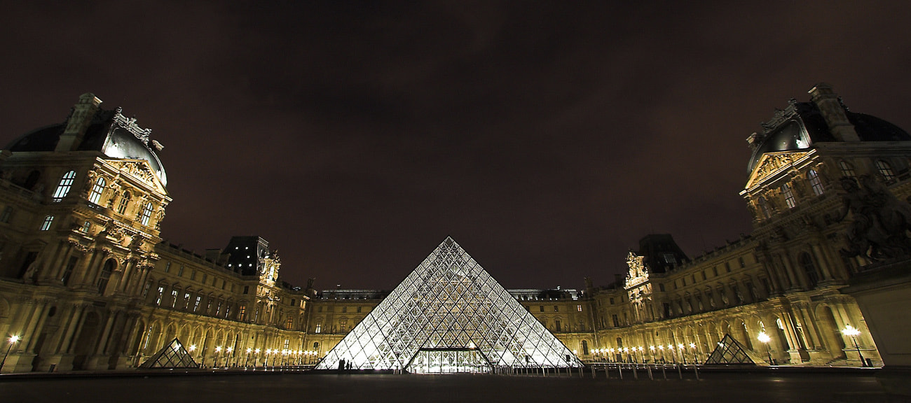 Photograph Louvre...wide! by KOS TAS on 500px