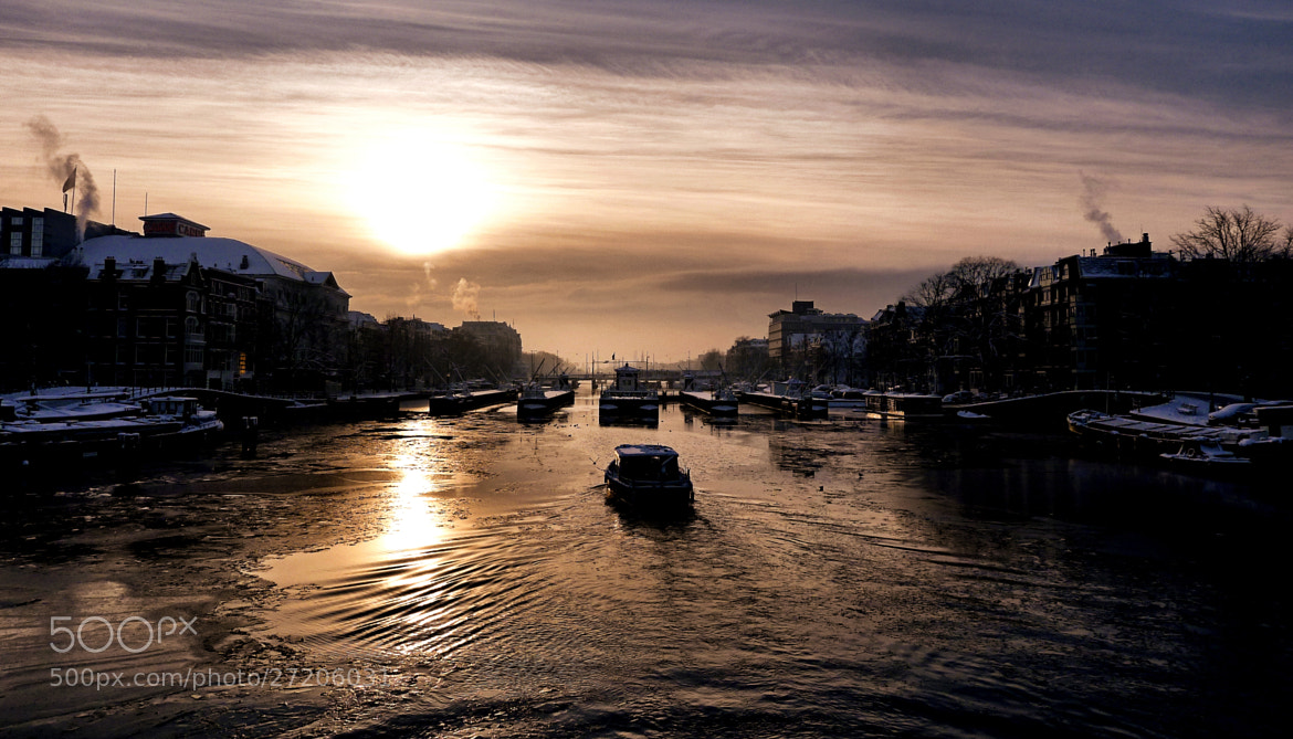 Photograph Amstel Amsterdam by Frank de Ridder on 500px