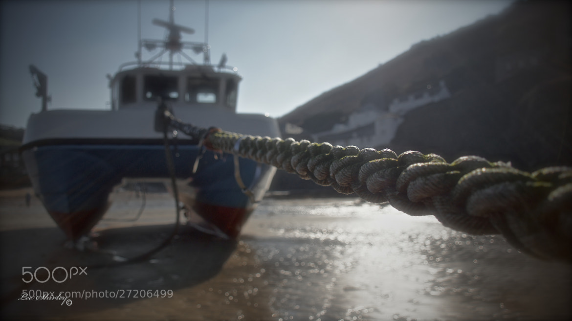 Photograph mooring by Lee Shirley on 500px