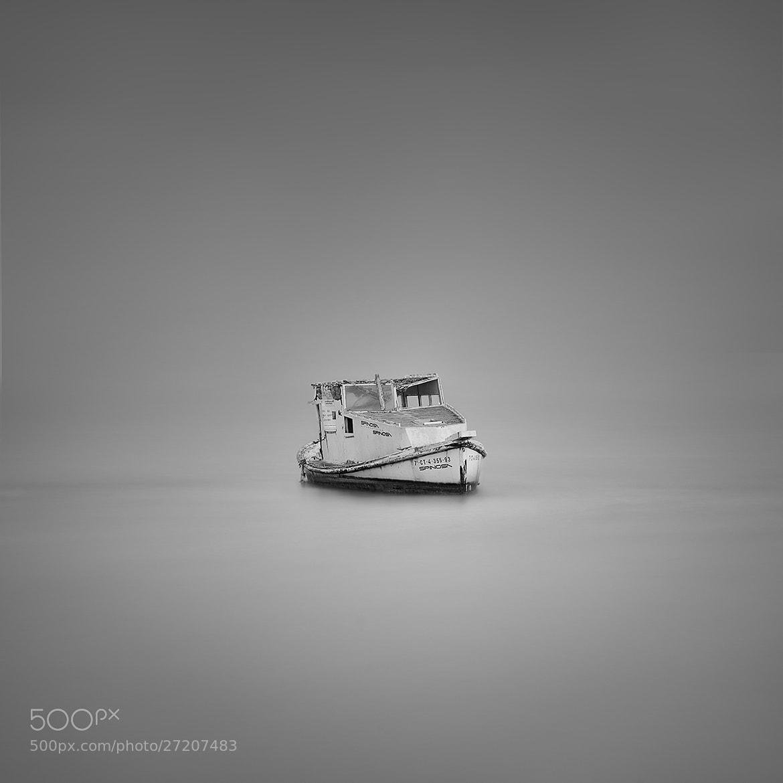 Photograph Ghost ship by Pedro  Díaz Molins on 500px
