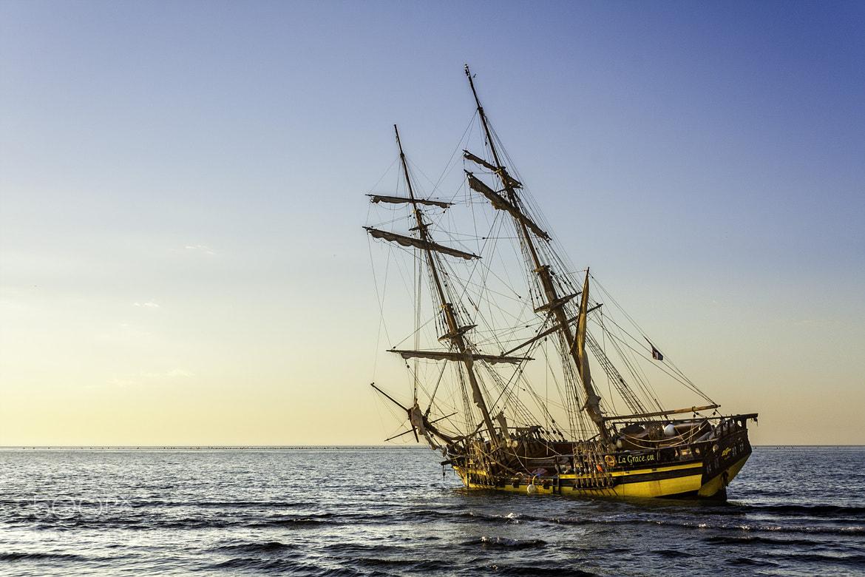 Photograph Tiempo de piratas y naufragios by Jesús Sánchez Ibáñez on 500px