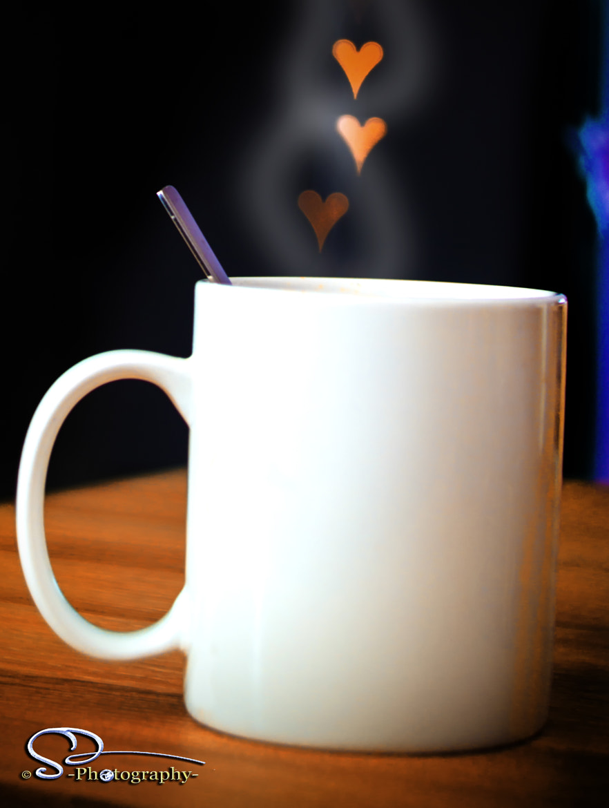Photograph coffee of love  by Danny schurgers on 500px