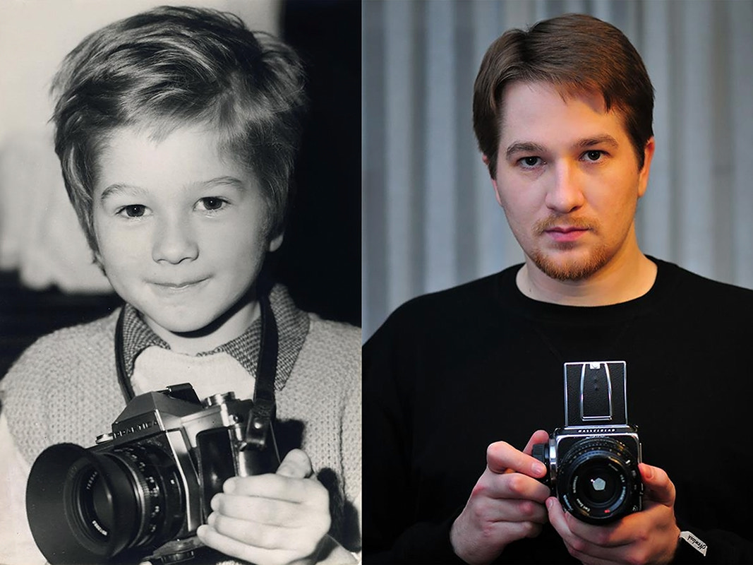 Photograph Now and then by Zoran Milutinovic on 500px