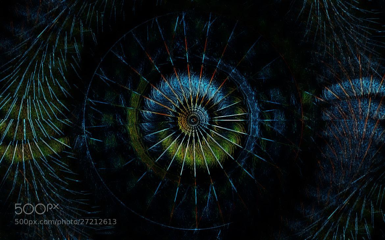Photograph Cyber Eye  by Slavco Stojanoski on 500px