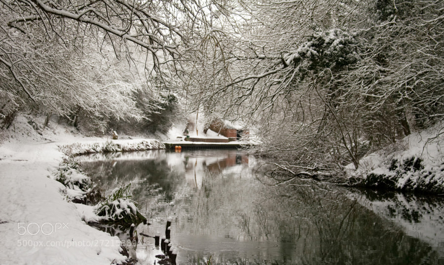 Grand Union Canal,Blisworth