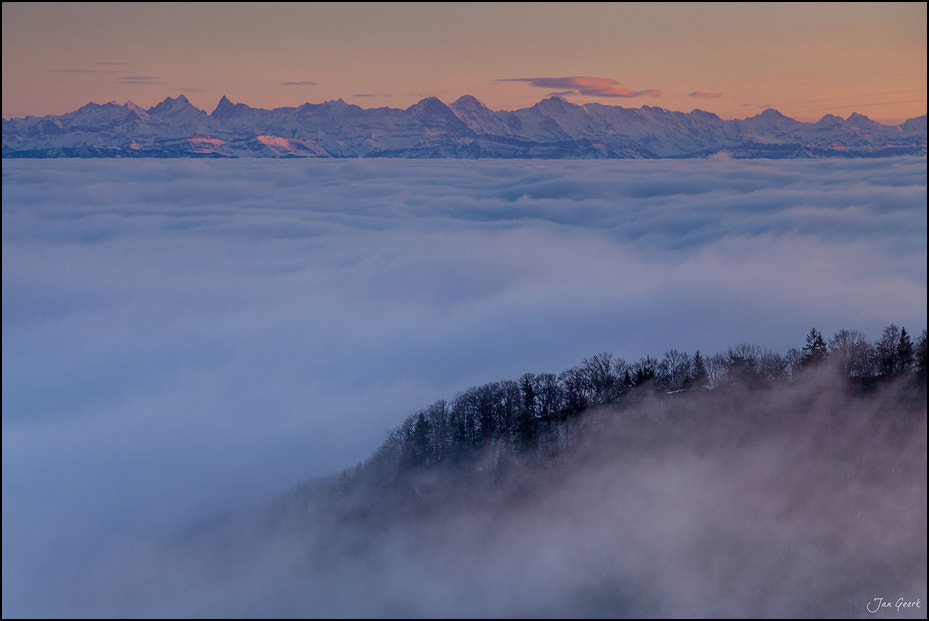 Photograph Over the Sea of Fog by Jan Geerk on 500px