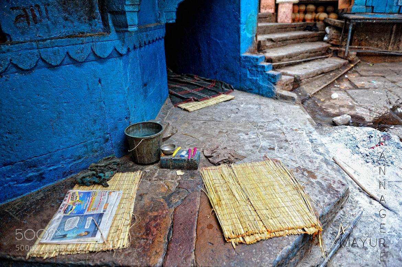 Photograph Varnasi - Harishchandra Ghat by Mayur Channagere on 500px