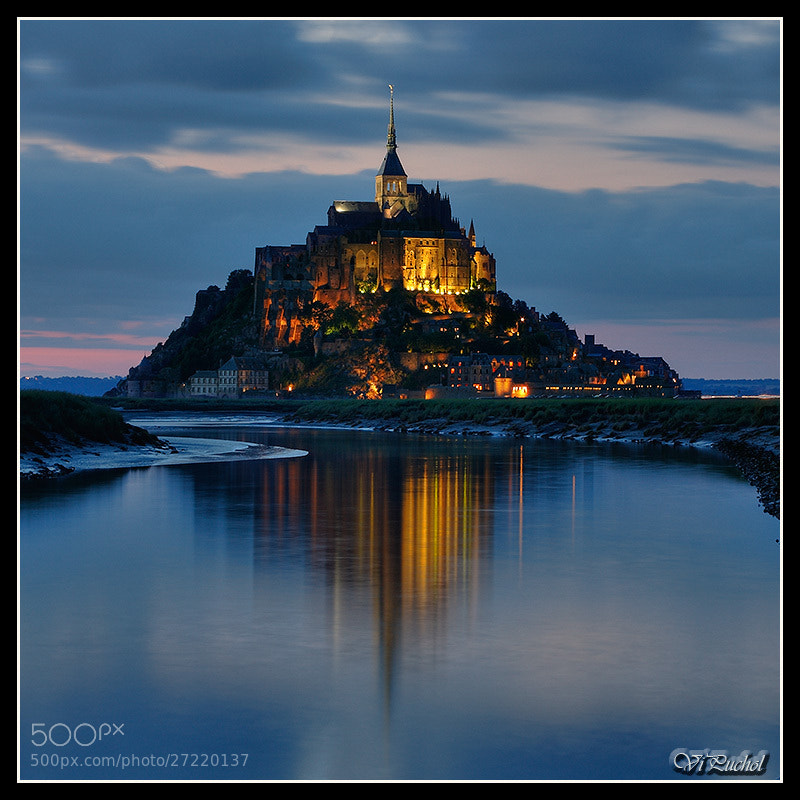 Photograph Le Mont Saint Michel by vipuchol on 500px