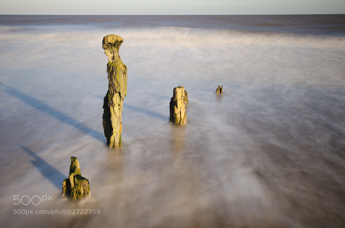 Photograph Spurn Point Groyne 1 by Peter Bindon on 500px