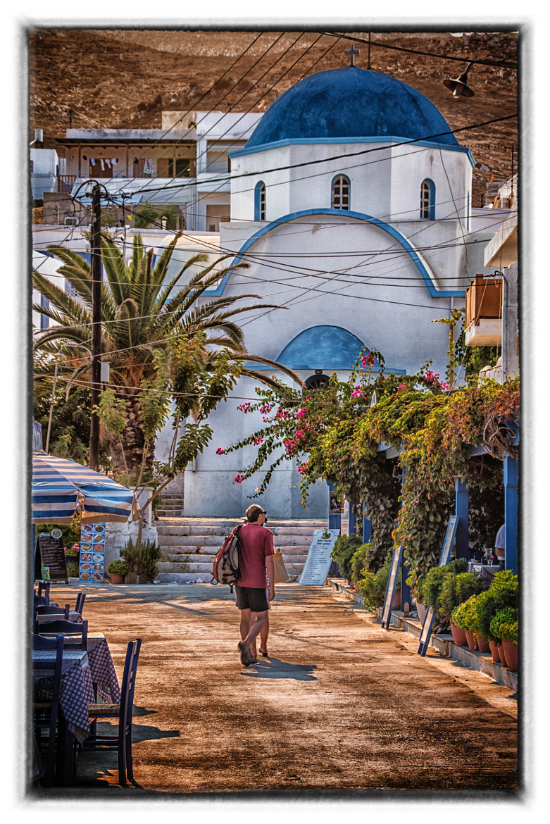 Photograph Naxos - Appollonas by Pierre COURTINE on 500px