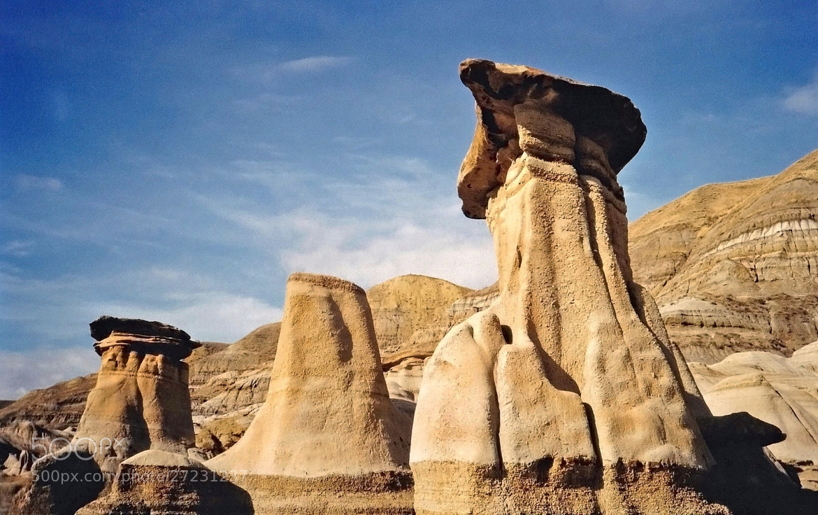 Photograph 3 amigos hoodoos by Mister Mark  on 500px
