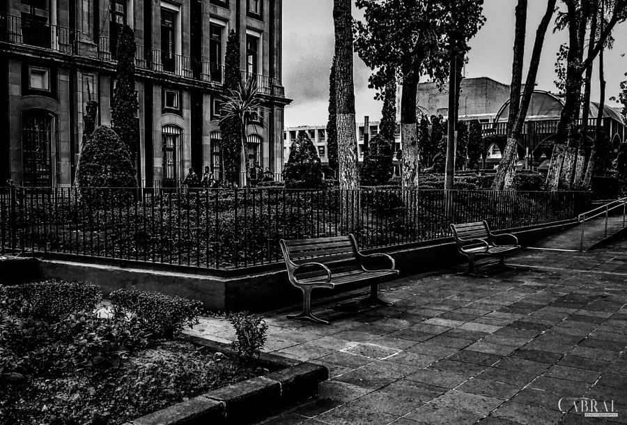 Sensaciones de mi ciudad  BW de Roberto Cabral │Image & Photography en 500px.com