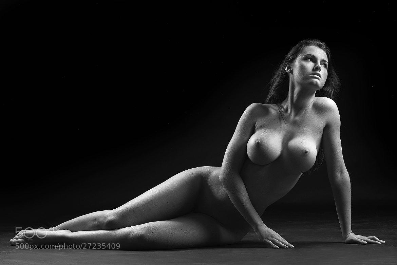 Art athletic fine nude