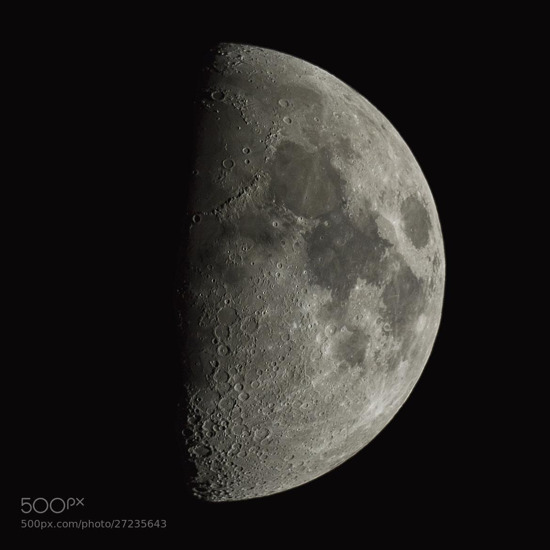Photograph Half Satellite by François Reiniche on 500px
