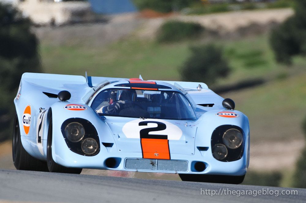 Photograph Gulf 917K by Maxim Stensel on 500px