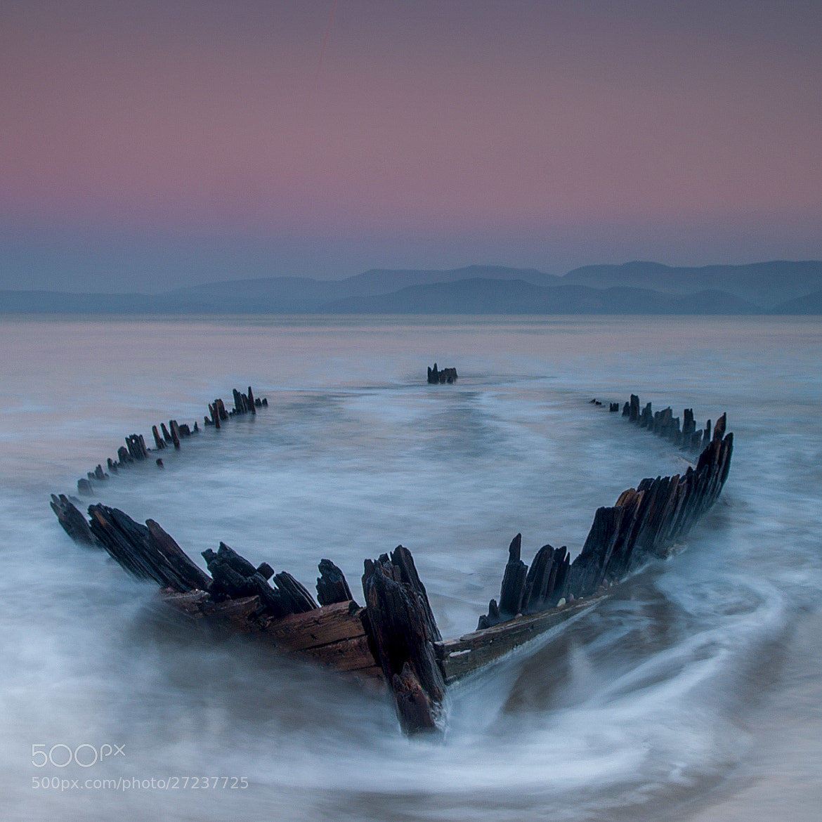 Photograph Run Aground by Des Daly on 500px