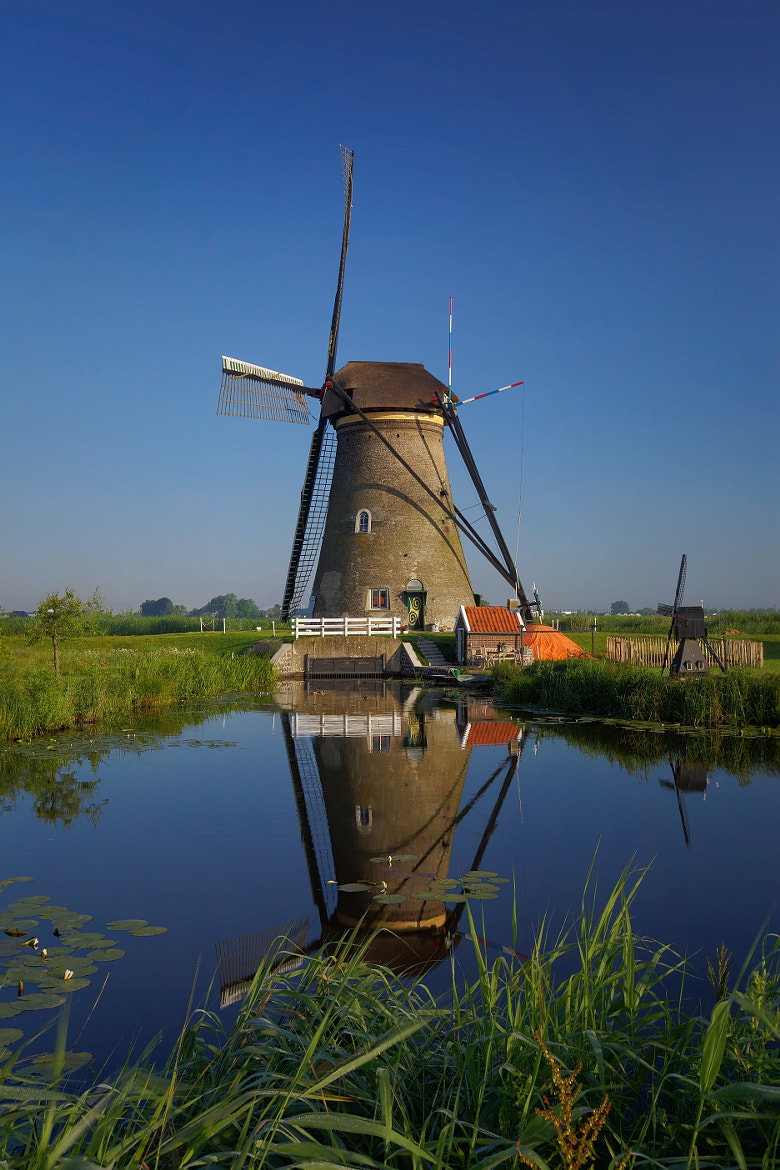 Photograph Windmill by Frank Kehren on 500px