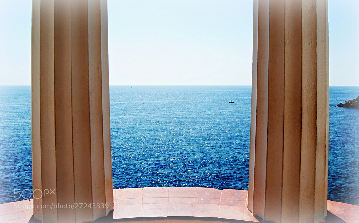 Photograph Blue sea by mc rr on 500px