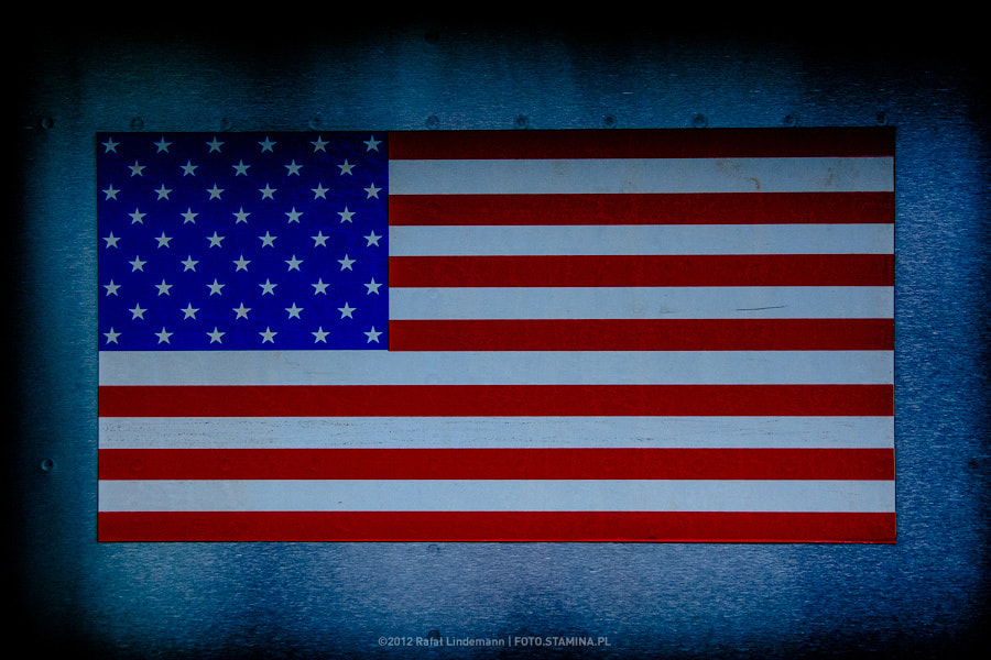 Photograph Star Spangled by Rafał Lindemann on 500px