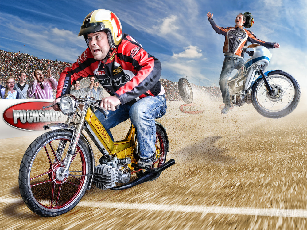 Photograph speed by Adrian Sommeling on 500px