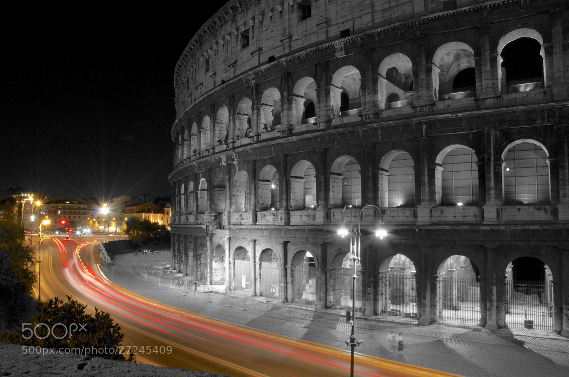 Photograph Colosseo Roma by Tommaso Carra on 500px