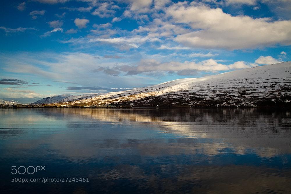 Photograph Reflection by Margrét Elfa Jónsdóttir on 500px