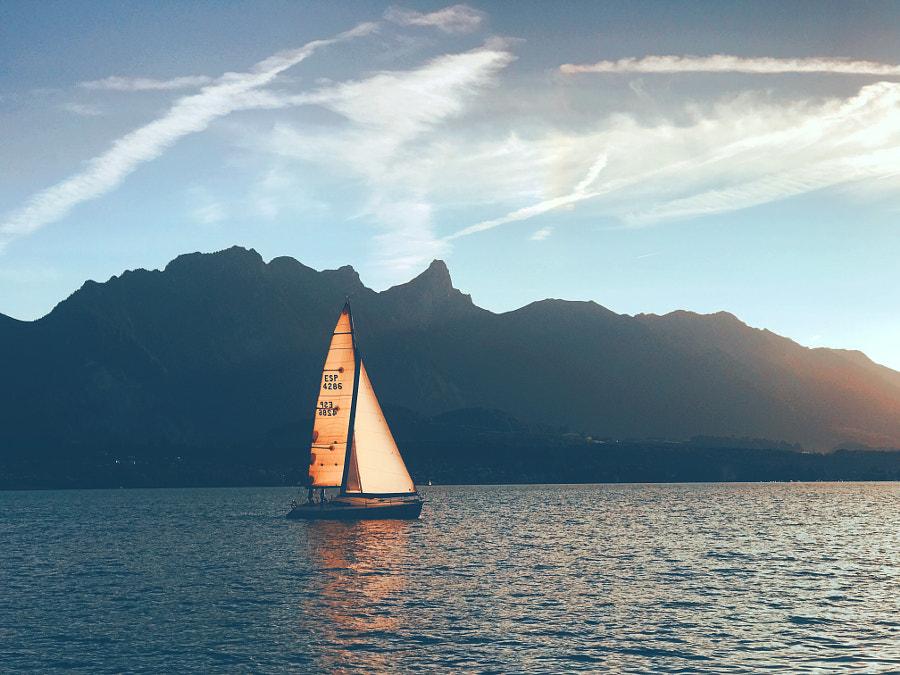 *** Sailboat ***, автор — Franz Engels на 500px.com
