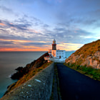 Bailey Lighthouse, Howth, Co Dublin