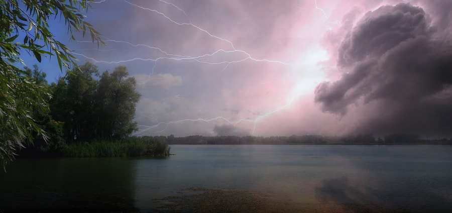 Days of Thunder, автор — Bert Seinstra на 500px.com