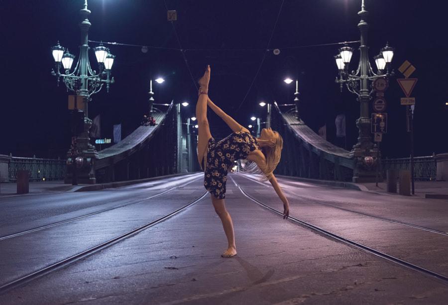 Night Dancer, автор — Csilla Zelko на 500px.com
