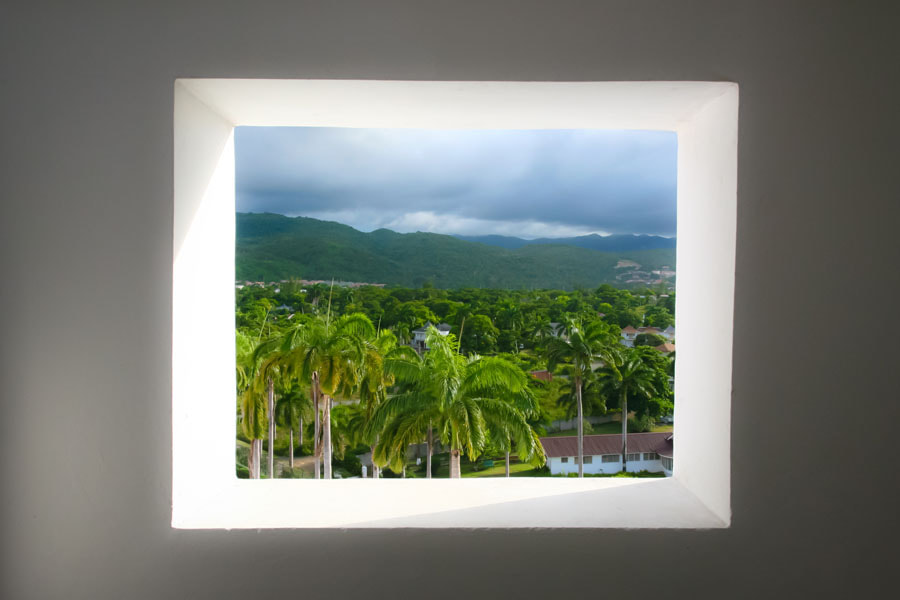 Photograph Window in Jamaica by Simon Lanciault on 500px