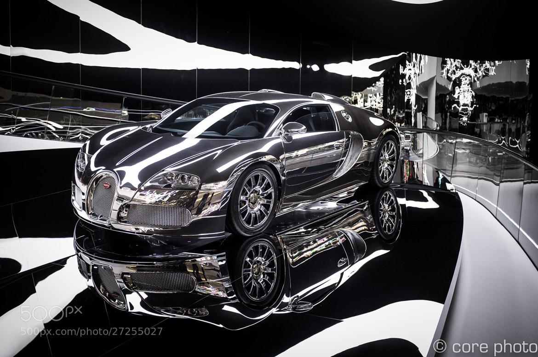 Photograph Bugatti by Snah Muabhcie on 500px