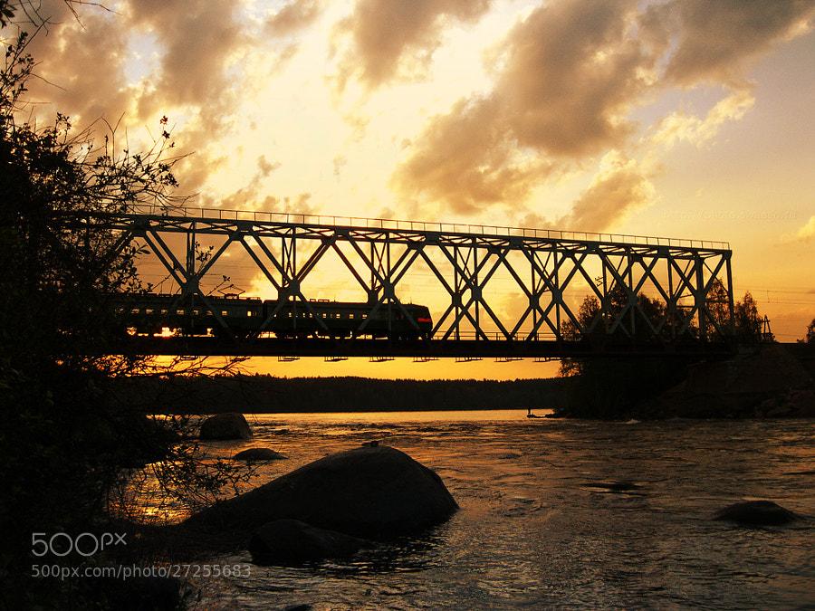 Sunrise by Tolik Maltsev on 500px.com