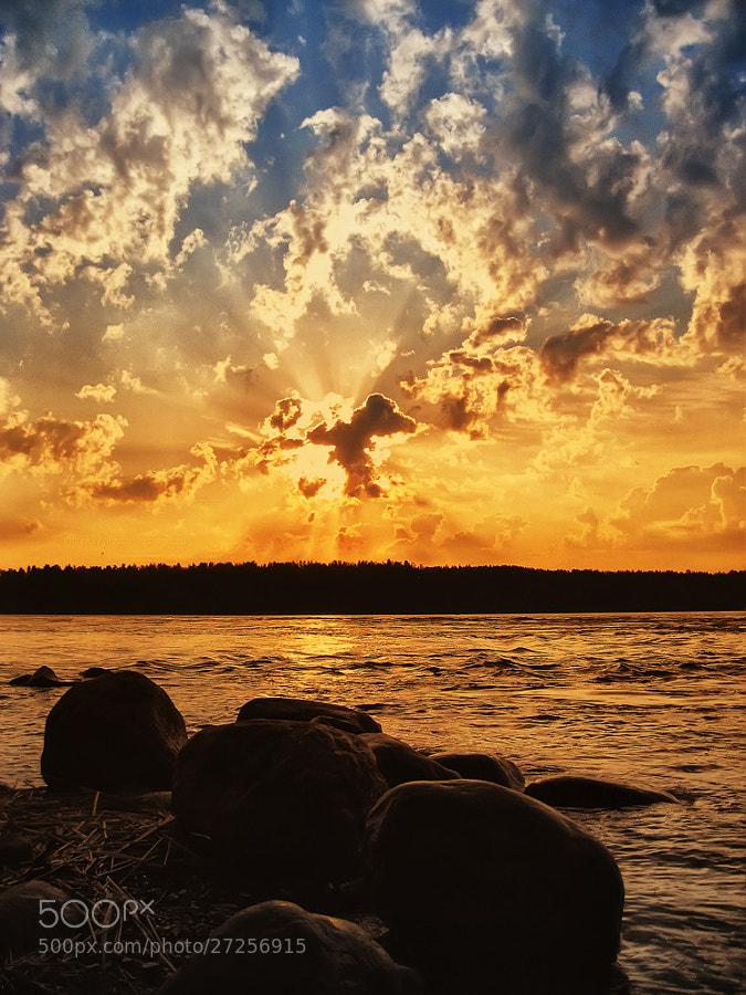 Вуокса by Tolik Maltsev on 500px.com