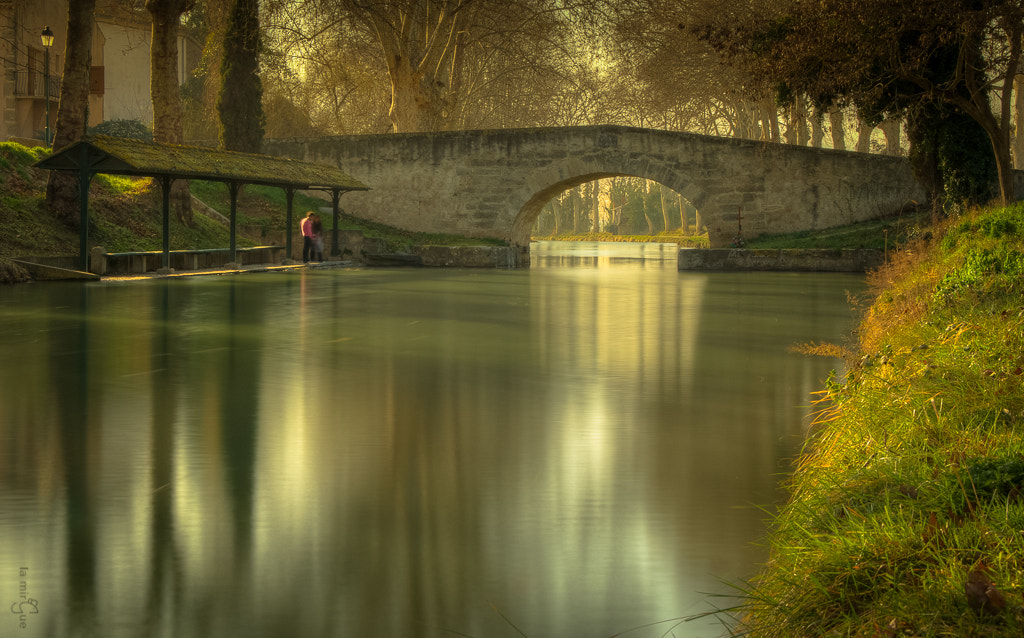 Photograph Canal du Midi by Lamirgue Guillaume on 500px