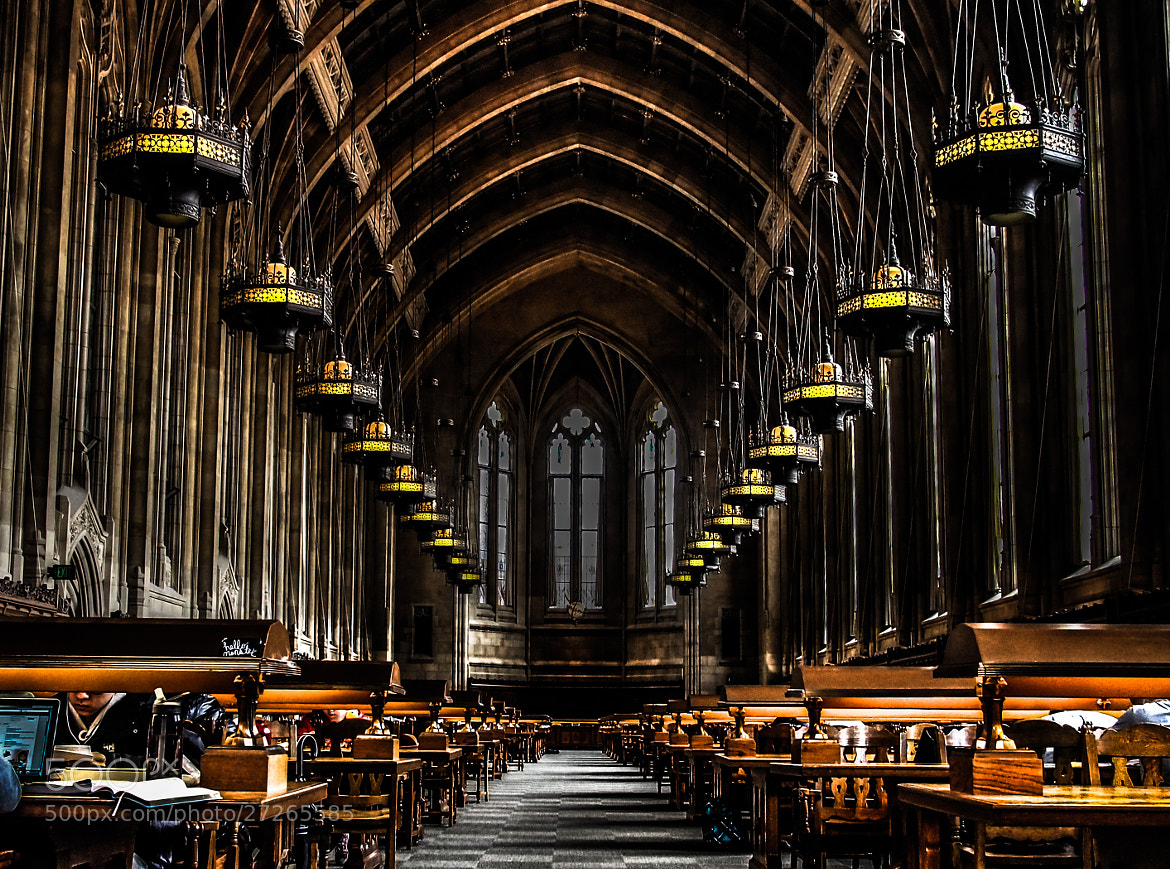 Photograph UW Study room by Gonripsi Mobsono on 500px
