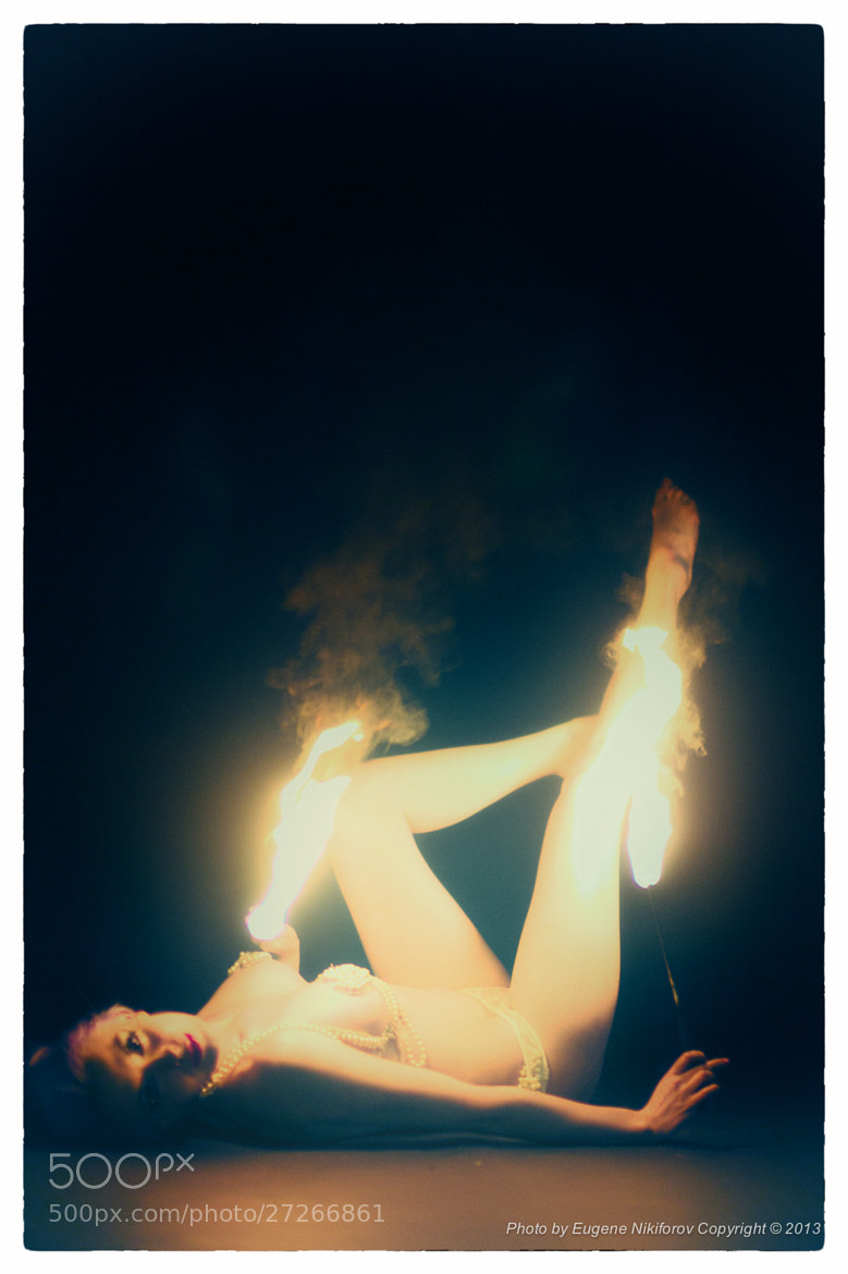 Photograph I am on fire... by Eugene Nikiforov on 500px