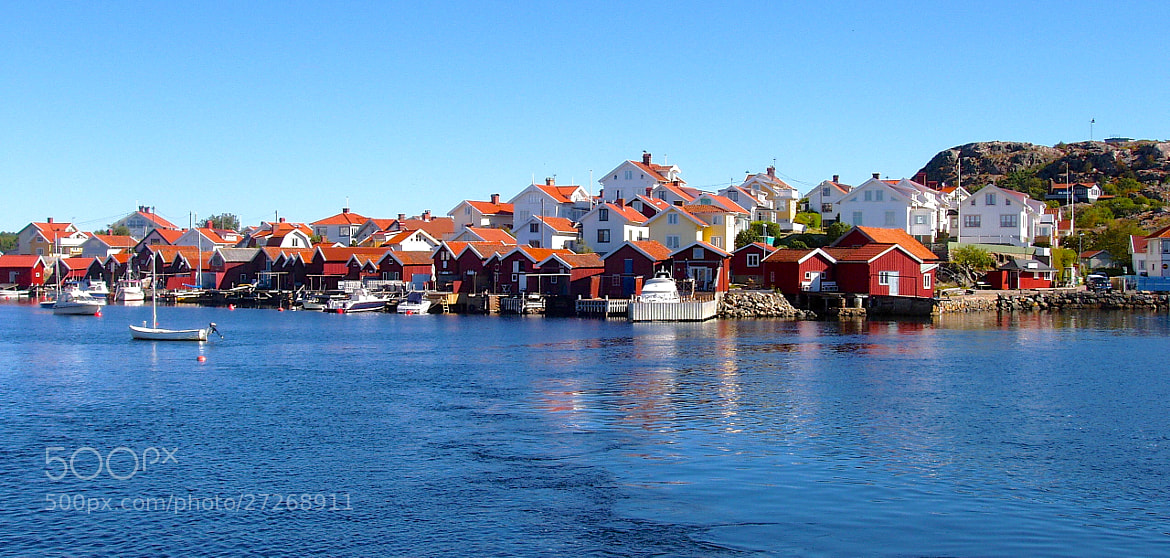 Photograph Swedish Houses by Jp Zuferri on 500px