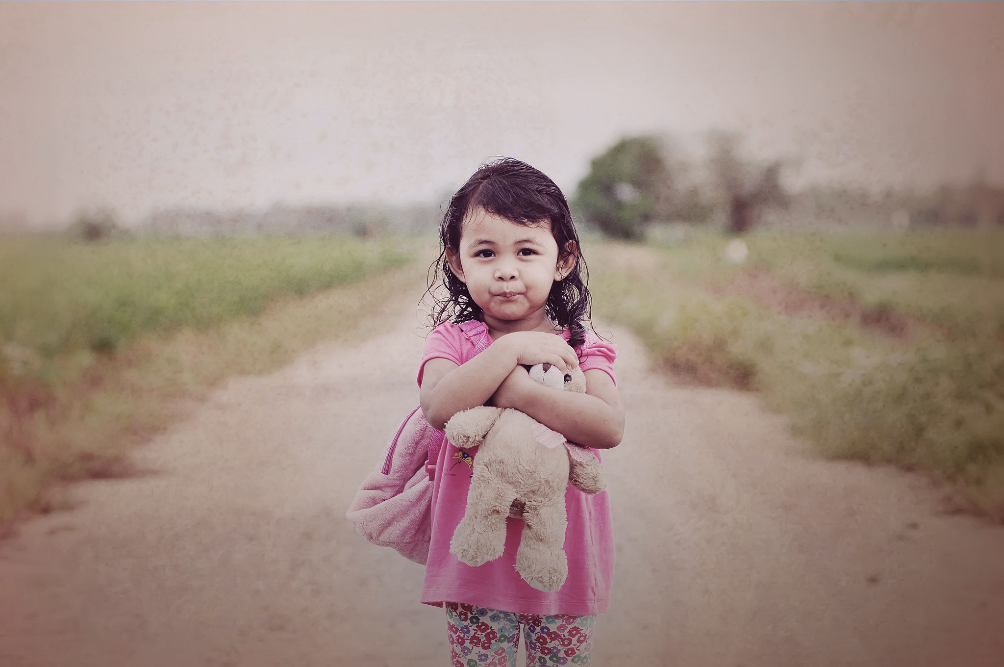 Photograph Vintage Girl by Amizi  Majid on 500px