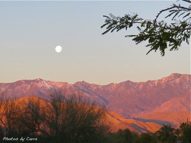 Photograph Morning Moon by Carra Riley on 500px