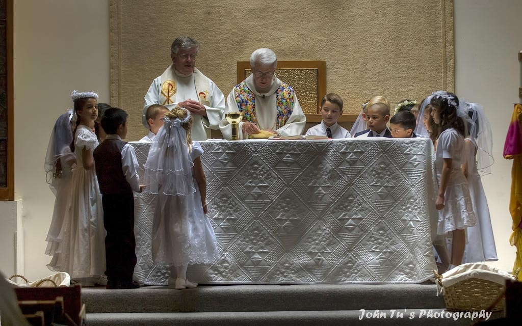 Photograph First Communion by John Tu on 500px