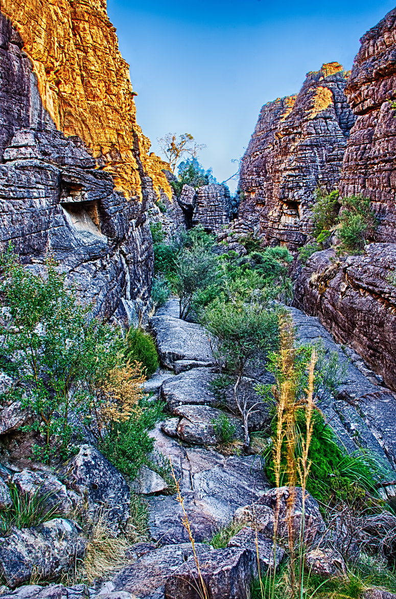 Photograph Grand Canyon, Halls Gap; Australia by Pieter Pretorius on 500px