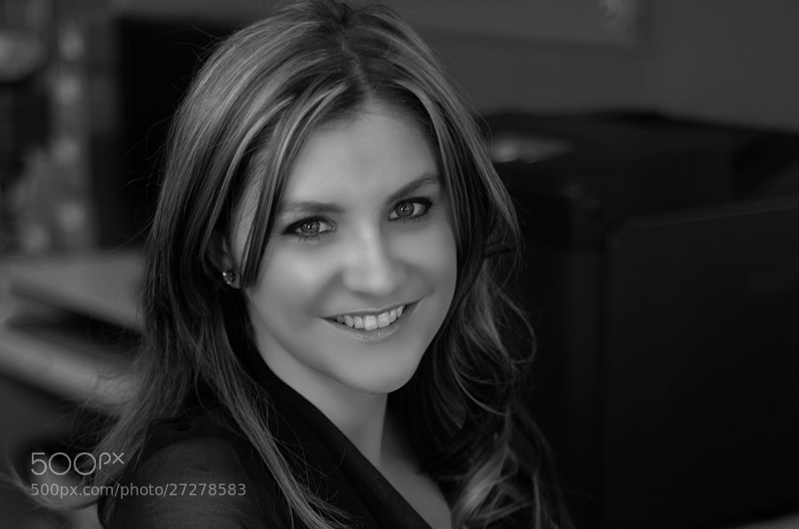 Photograph Melissa by Ballroom Pics on 500px